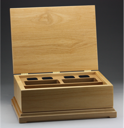 "Jewelry Box 9""x12"" with lift out tray"