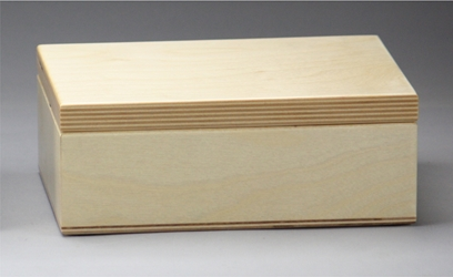 Baltic Birch <br/>Heirloom Box