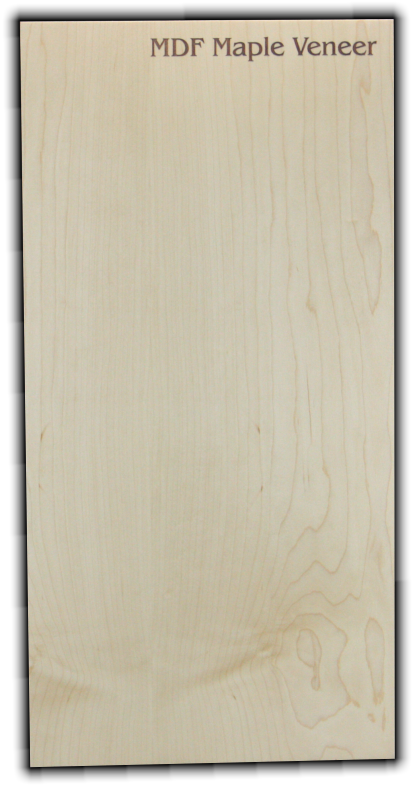 Laser Wood Strips From Colorado Heirloom