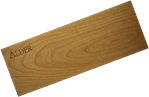 "Wood Strip<br/> 18"" x 24"" x<br/> (1/16"", 3/32"" or 1/8"")"